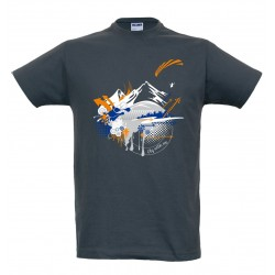 Fly With Me - T-shirt Moutain