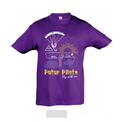 Fly With Me - T-shirt Kids