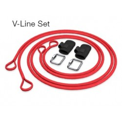 Advance - V-Bridle Set