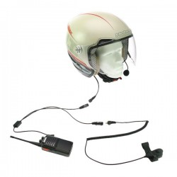 Nauzer - Headset in helmet