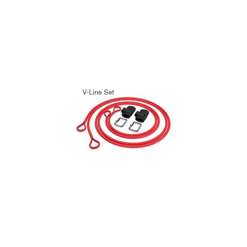 Advance - V-Bridle Set