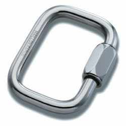 Peguet - New Square Shackle 6mm - 25mm inside