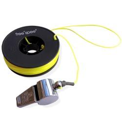 Paratroc - Corde de sauvetage avec sifflet