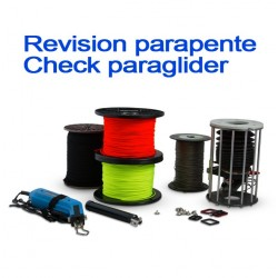 Control paraglider - Complete Check