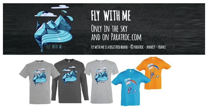 nouvelle collection Fly WIth Me